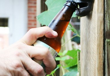 A Party Trick That'll Never Get Old: How to Make a Magnetic Bottle Opener