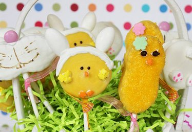 Transform Store-Bought Cookies into Adorable Easter Critters