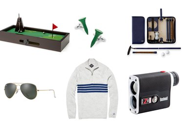 9 Gifts for the Dad Who Likes to Golf