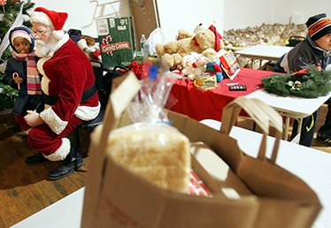 Holiday Giving: Charity That Can Be Year Round