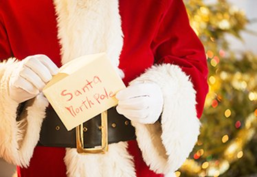 How to Address a Santa Letter