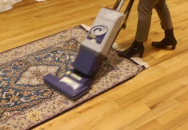 How to Clean Antique Rugs