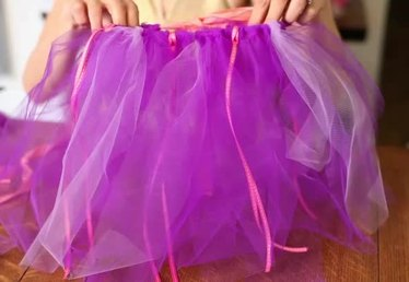 How to Tie a No-Sew Tutu