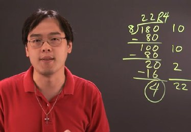 How to Do the Partial Quotients Method in Math