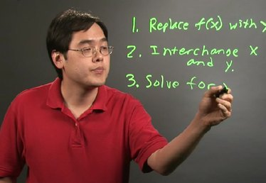 How to Inverse a Polynomial Function