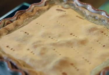 Family-Size Chicken Pot Pie Recipe