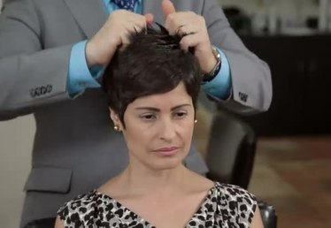 How to Style Hair Like Kris Jenner