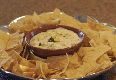 How to Make Mexican Corn Dip