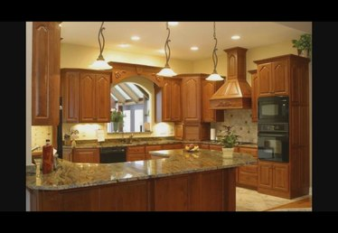 Kitchen Cabinet Remodeling : DIY Granite Countertop Installation