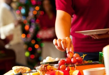 Tempting Trays: Festive Party Food