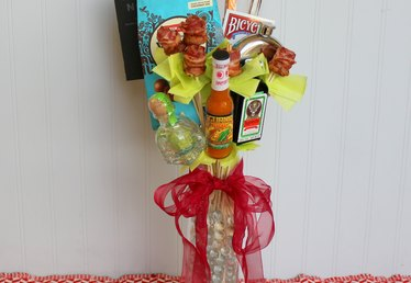 Gift for Guys: Guy-Friendly Bouquet
