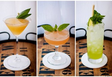 Seasonal Cocktails for Spring