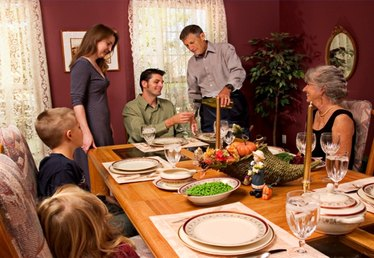 How to Survive Thanksgiving Dinner with Your In-laws