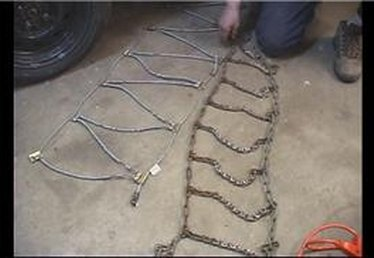 Different Types of Tire Chains