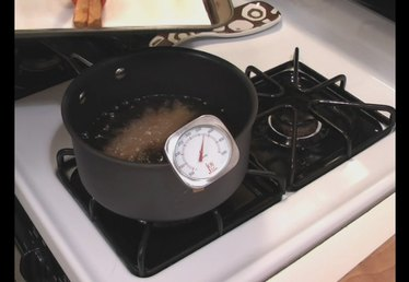 How to Fry Potatoes for French Fries