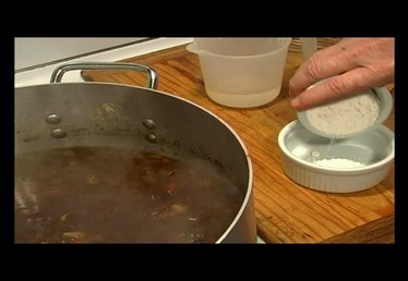 How to Thicken Coq Au Vin Sauce