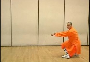 Five Step Boxing in Shaolin Kung Fu