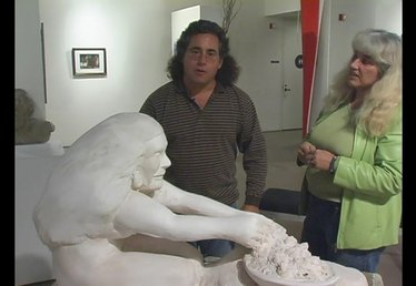 How to Construct Plaster Sculptures