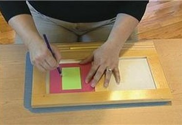 Montessori Writing Activities