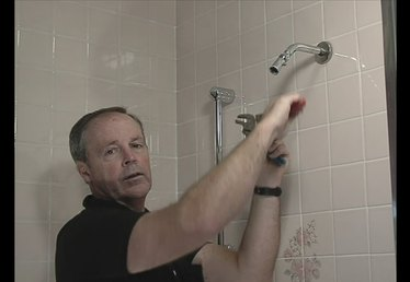 How to Remove the Old Shower Head