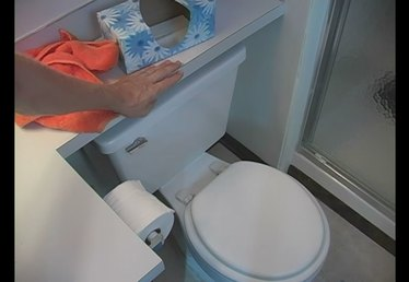 Diagnose Problems for Toilet Repair