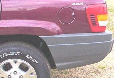 How to Clean Oxidation off of Gray Plastic Car Bumpers