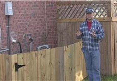 How to Build a Cheap Fence