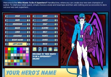 How to Make a Superhero Online