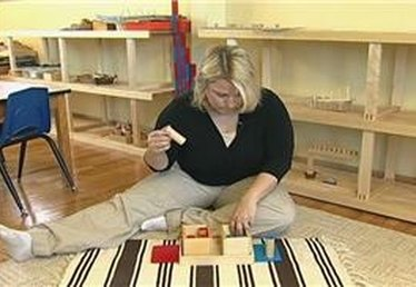 Sound Cylinder Montessori Activity