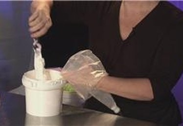 How to Fill a Disposable Pastry Bag