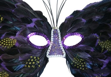 How to Make a Masquerade Eye Mask