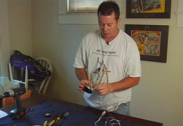 How to Replace a Lamp Cord