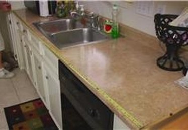 How to Measure a Counter Top
