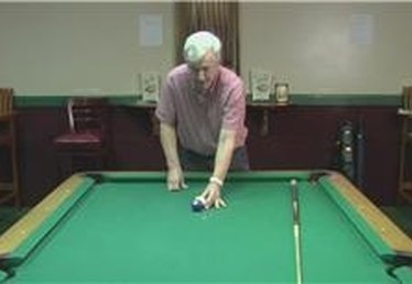 Billiards: Stop Shot