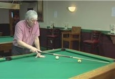 Billiards: Aiming