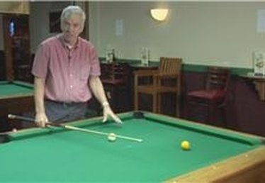 Billiards: Effects of Speed