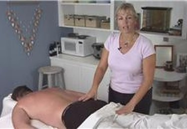 How to Relieve Pain in the Gluteal Muscles