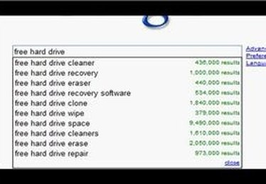 How to Clean a Hard Drive