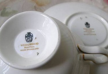 How to Clean Wedgwood China