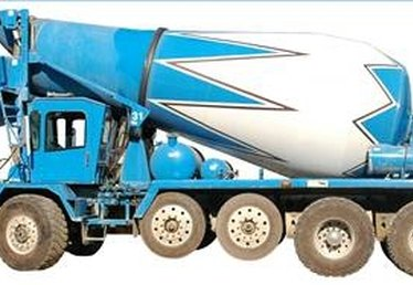 How to Clean Cement Trucks