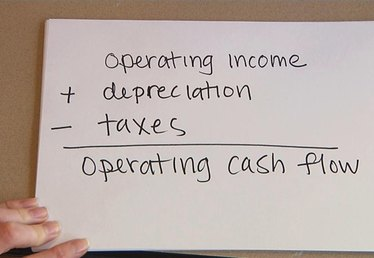 How to Calculate Operating Cash Flow