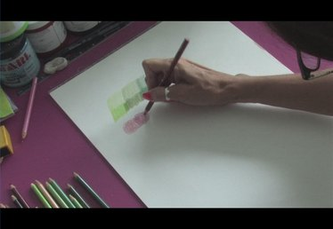 How to Color With Colored Pencils