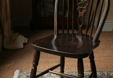 How to Repair Chair Rungs