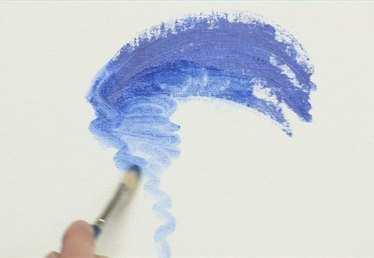 How to Paint With Oil Sticks