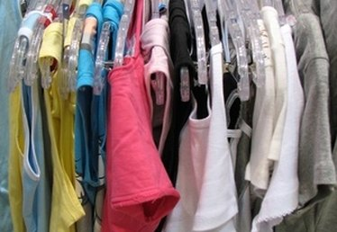 How to Make a Rolling Clothes Rack
