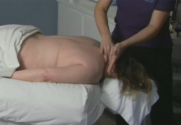 Massage Techniques : Sensual Massage Techniques for the Back of the Neck