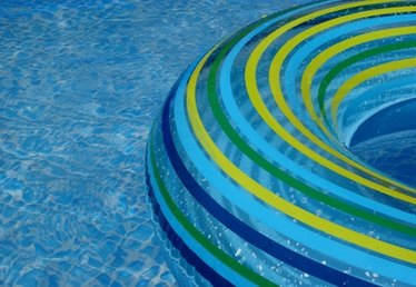 How to Repair a Pool Leak Around the Skimmer Faceplate