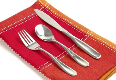 Safety of Flatware Made of Stainless Steel With Chromium