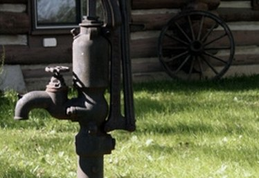 How to Install Hand Water Pumps