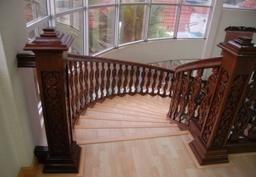 How to Cover Stairs with Hardwood